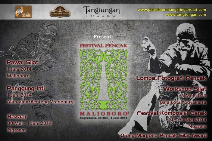 Festival Pencak Malioboro III